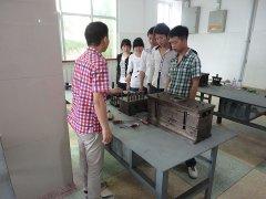 南阳工业学校模具实训