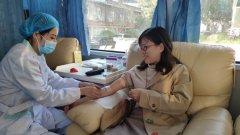 南阳工业学校开展义务献血志愿服务活动